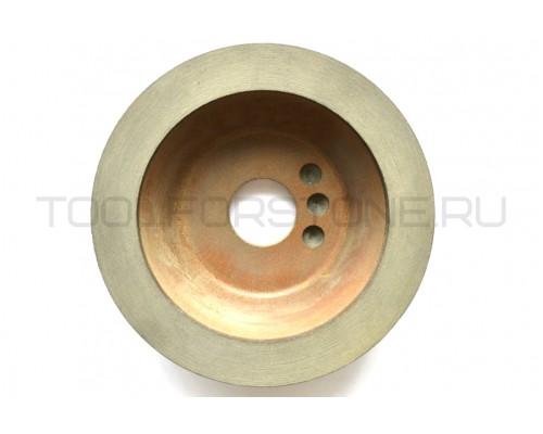 Алмазный шлифовальный круг D-150 мм 160/125