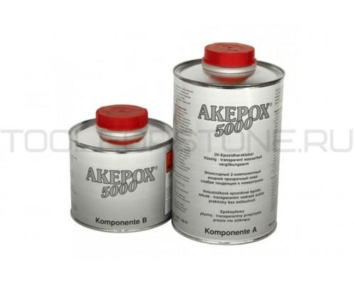 AKEPOX 5000 - эпоксидный клей (1,5кг)