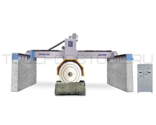 Станок для распиловки блоков  LZS-2500 Block Stone