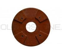 ФАТ D-200 металлопластик Люкс (оранжевый)