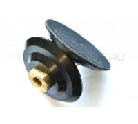 Крепление для АГШК, M-14, диаметр D-100 мм, толщина h-11 мм