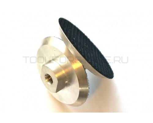 Крепление для АГШК, M-14, диаметр D-100 мм, толщина h-10, металл